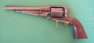 REMINGTON  New Model 1858
