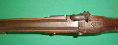 Fusil de Cadets Suisse modèle 1842