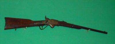 Carabine SPENCER 1860/66.