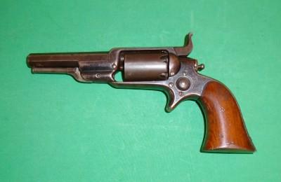 COLT Modèle 1855 Sidehammer Pocket Revolver