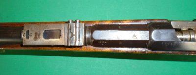 Fusil MAUSER 1871 de tireur de précision