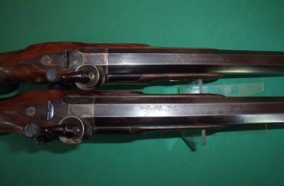 Pistolets de duel Gastinne-Renette