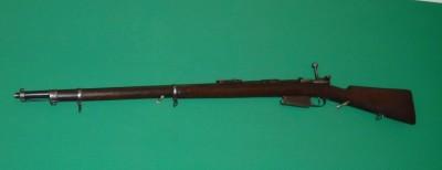 Fusil MAUSER 1889 Belge